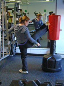 Gym Kick Boxing